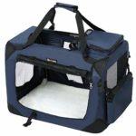 Katzentransporttasche mit zwei öffnungen